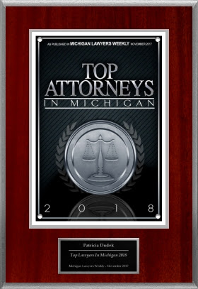 Top attorney's in Michigan 2018